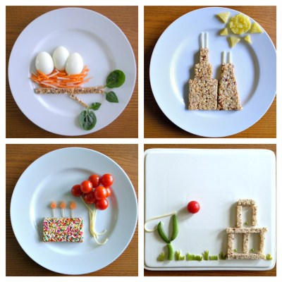 Playing with your Food! {#artizonefunwithfood}