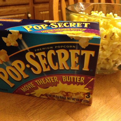 I Don't Share My Popcorn {And The Secret to a Perfect Batch}