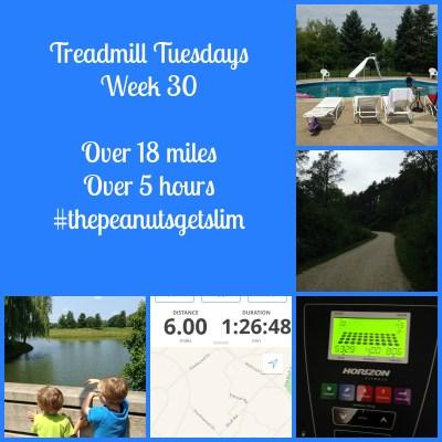 Bugs, bugs, bugs {Treadmill Tuesdays – Week 30}