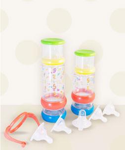 Featured Baby Gear: Take N' Shake Bottle {July}