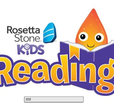 Fostering Early Reading Love with Rosetta Stone Kids! #RSKids
