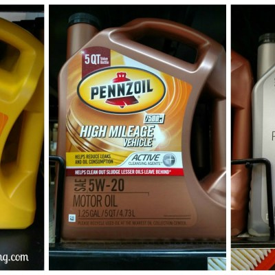 Family Vacation Preparation with Pennzoil #DropShopandOil
