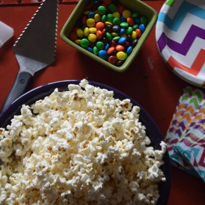 Sweeten Up Game Night with M&M's® S'mores Brownie Pie