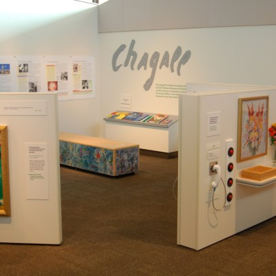 """""""Chagall for Children"""" at Kohl's Children Museum {Giveaway}"""
