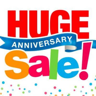Happy Anniversary to Us {and Jewel-Osco!}