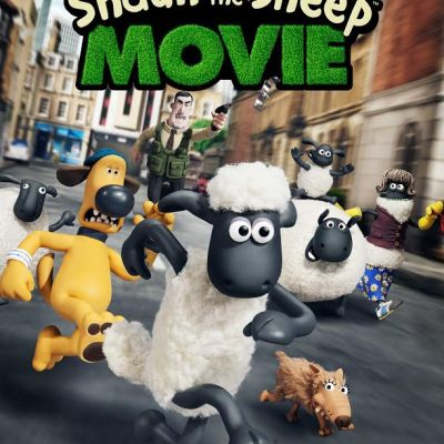 Shaun the Sheep Movie Coming to Theaters August 5th!
