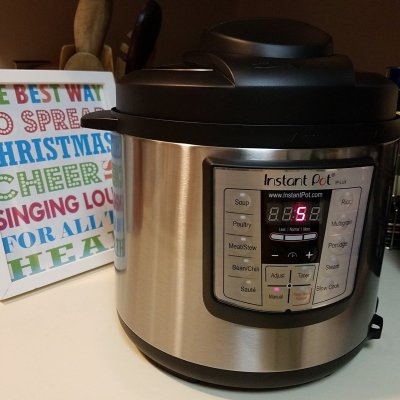 The Life-Changing Instant Pot {& Why You Need It. Probably.}