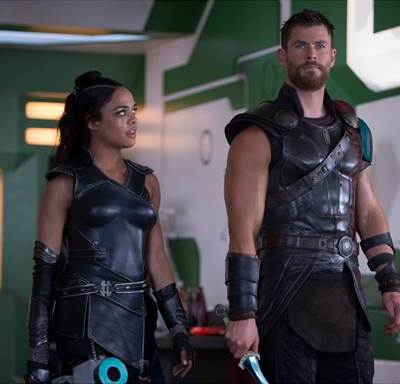 Marvel Studios' THOR: RAGNAROK – New Teaser Trailer & Poster Now Available!!!