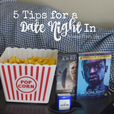 5 Tips for a Date Night In