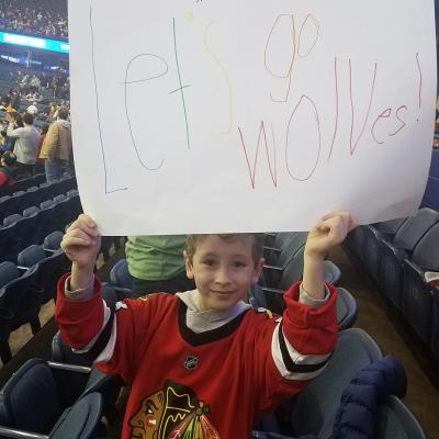 Chicago Wolves Hockey – the PERFECT Family Outing