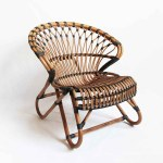 Bamboo Rattan Side Chair Furniture Design Mix Gallery