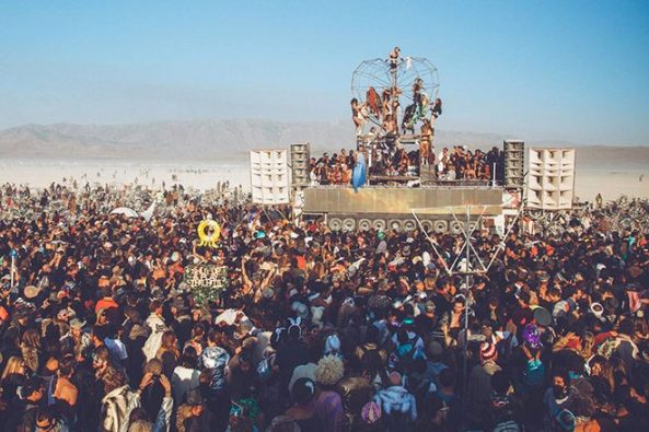 Burning Man aims to expand to 100,000 attendees