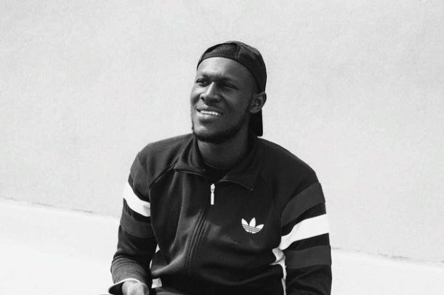 Stormzy wins Best British Male Solo Artist award at the 2018 Brit awards