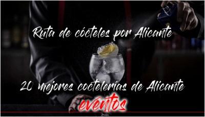 20 mejores coctelerias de Alicante