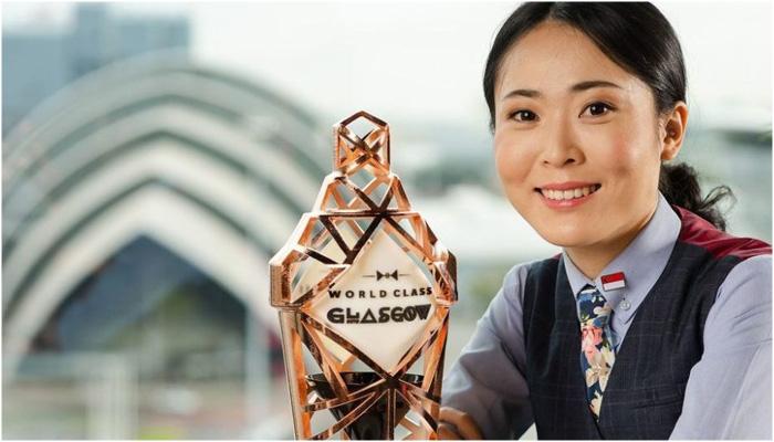Mejor coctelero del mundo 2019 Bannie Kang