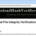 Hash Verifier 2.0