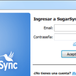 SugarSync 1.0