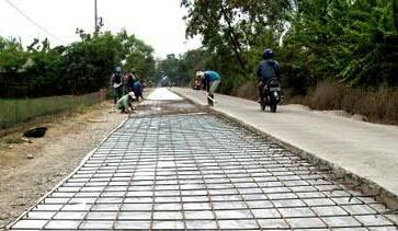 Step by Step Pembangunan Jalan Beton