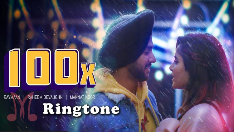 100x Mp3 Song Ringtone By Ravmaan Free Download for Mobile Phones