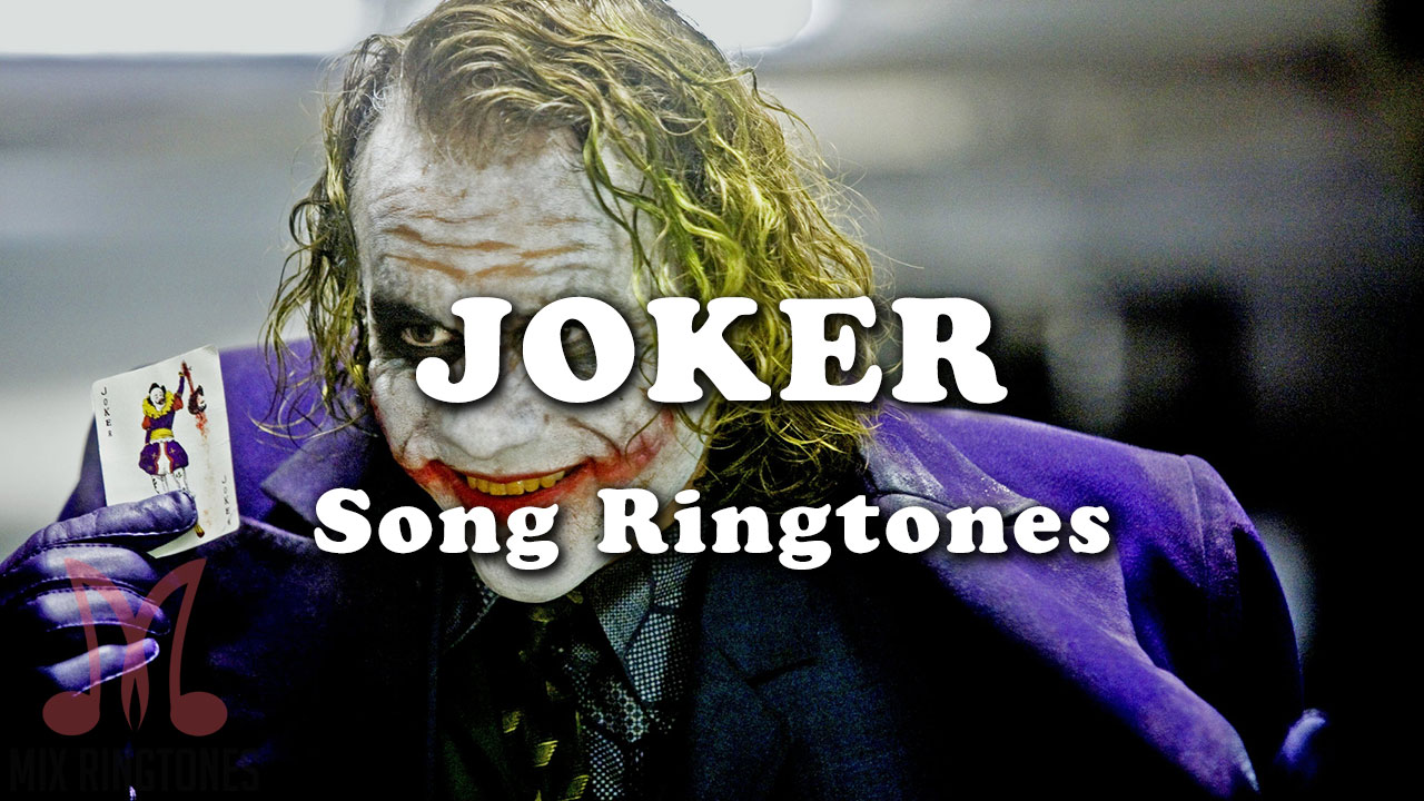 Killing Voice Ringtone Download From Joker Mp3 Ringtones Free Download For Mobile Mixringtones