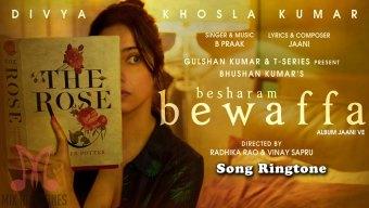 Besharam Bewaffa Song Ringtone By B Praak