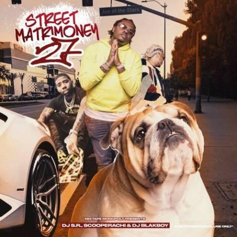 DJ S.R. & DJ Blakboy – Street Matrimoney 27