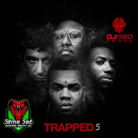 DJ Red Skull – Trapped 5