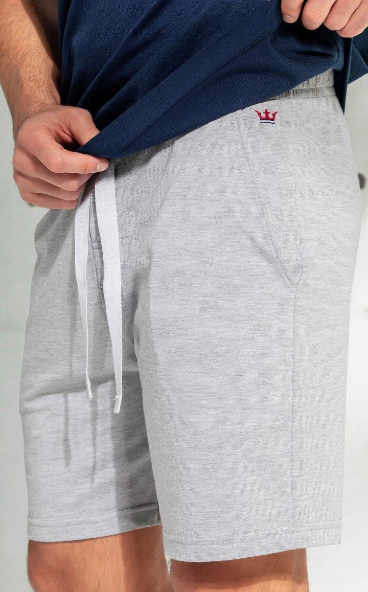 Pijama Camiseta com Bermuda