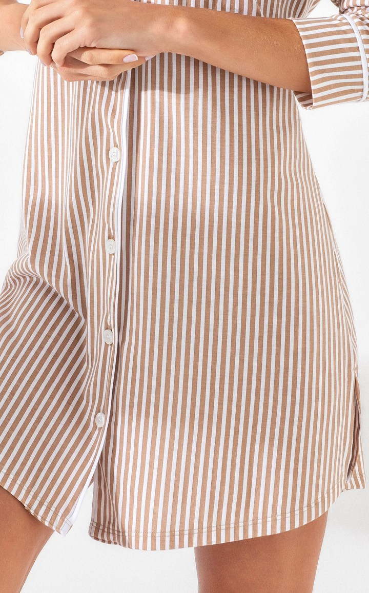 Camisola Manga Longa Curta