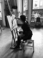 [:nl]Lisette – schilderen[:]