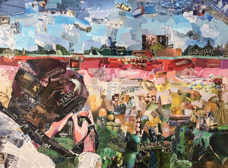 Ode aan Teylingen - € 995,- Collage (100 x 150)