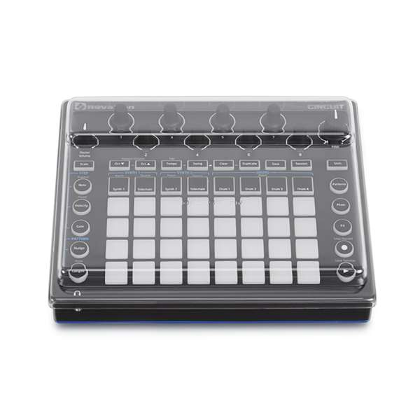 Decksaver Novation Circuit Cover Top