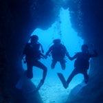 宮古島で体験ダイビングにファンダイビング