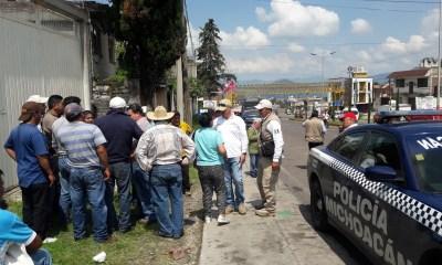 Policía Michoacán Zitácuaro