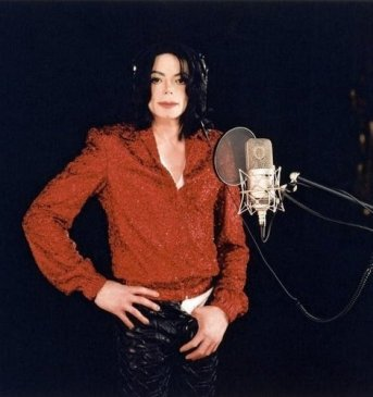 MJ In Studio