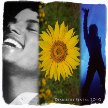 Sunflowers for Michael