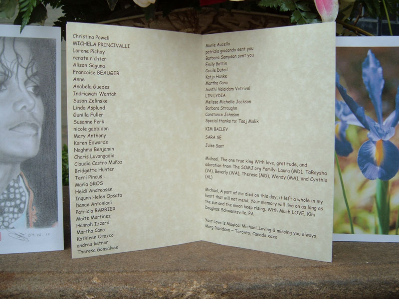 Fan-mily Names of Donors (3)