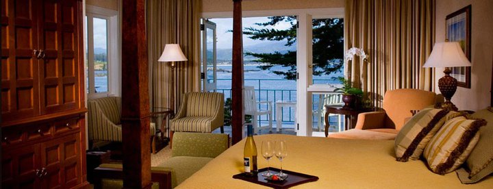 Promotional photo of The Lodge in Pebble Beach