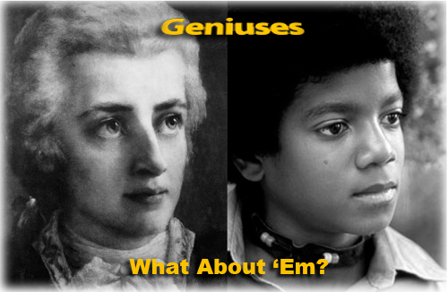Geniuses: What About 'Em?