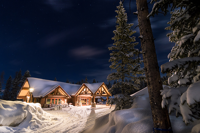 Breckenridge Nordic Lodge