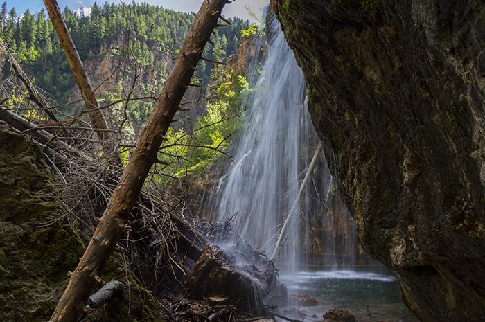 Hanging Lake Falls