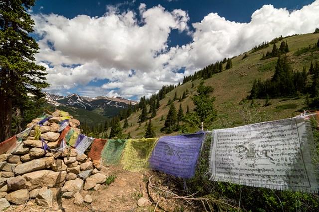 Loveland Pass Shrine