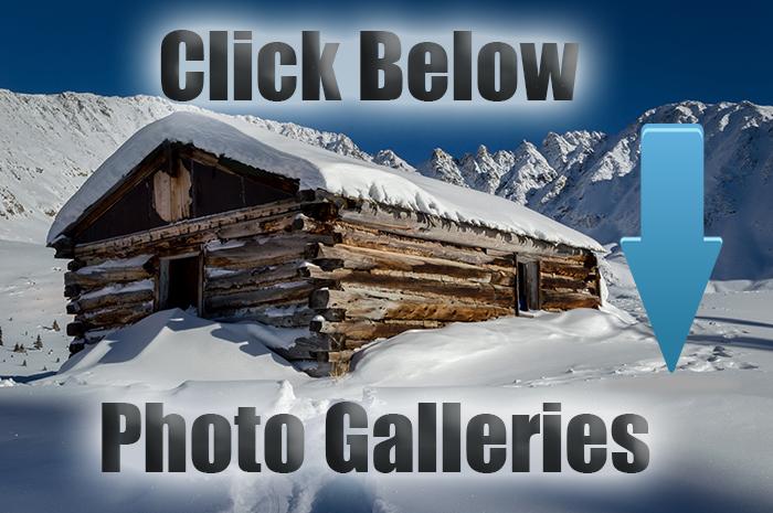 Mayflower Gulch Cabin Promo