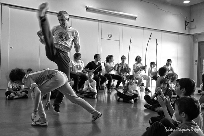 MJC Ancely Activité Capoeira