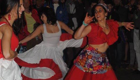 MJC Ancely Activité Danse Afro Latino