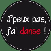 MJC Ancely Badge activité danse