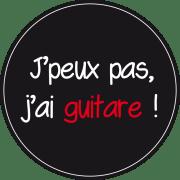 MJC Ancely Badge activité guitare