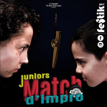 Match d'Impro Junior Amateur – Samedi 14 novembre