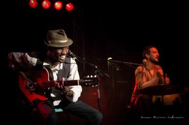 Pedro Kouaté - Concert Avril 2013