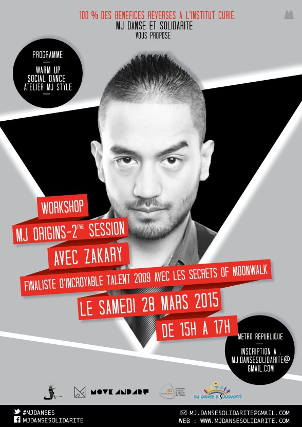 WORKSHOP MJ ORIGINS BY ZAKARY - SESSION 2